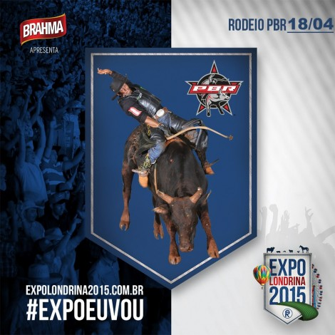 Rodeio da Expo 2015 18/04